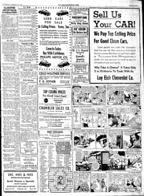 The Courier News from Blytheville, Arkansas on January 11, 1945 · Page 7
