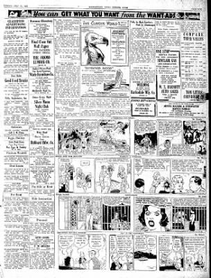 The Courier News from Blytheville, Arkansas on July 27, 1936 · Page 5