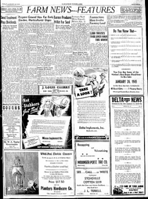 The Courier News from Blytheville, Arkansas on January 12, 1945 · Page 3