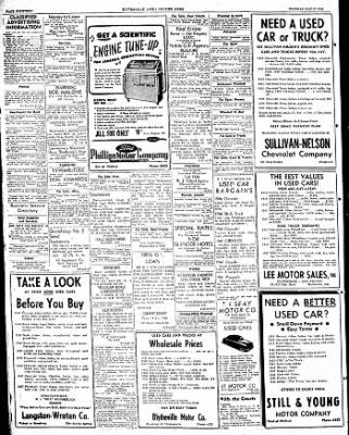 The Courier News from Blytheville, Arkansas on May 17, 1949 · Page 14