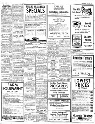 The Courier News from Blytheville, Arkansas on January 13, 1953 · Page 8