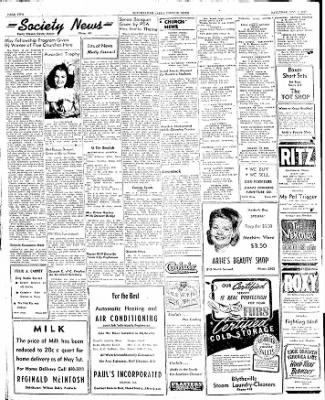 The Courier News from Blytheville, Arkansas on May 3, 1947 · Page 2