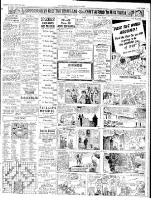 The Courier News from Blytheville, Arkansas on September 25, 1939 · Page 7