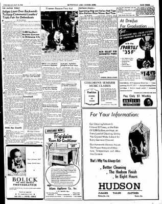 The Courier News from Blytheville, Arkansas on May 18, 1949 · Page 3