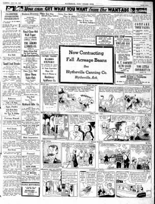 The Courier News from Blytheville, Arkansas on July 28, 1936 · Page 5