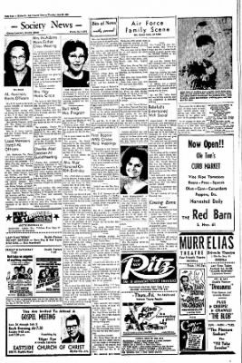 The Courier News from Blytheville, Arkansas on June 23, 1966 · Page 4