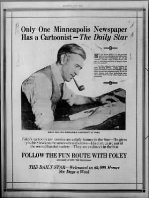 The Minneapolis Star from Minneapolis, Minnesota on April 25, 1924 · Page 18