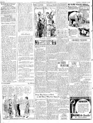 The Courier News from Blytheville, Arkansas on February 19, 1931 · Page 5