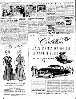 The Courier News from Blytheville, Arkansas on January 14, 1953 · Page 2