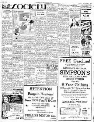The Courier News from Blytheville, Arkansas on September 26, 1939 · Page 2