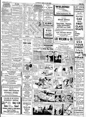 The Courier News from Blytheville, Arkansas on June 19, 1944 · Page 5