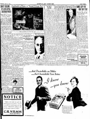 The Courier News from Blytheville, Arkansas on May 21, 1934 · Page 2