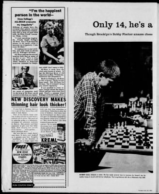 Clarion-Ledger from Jackson, Mississippi on October 27, 1957 · Page 64