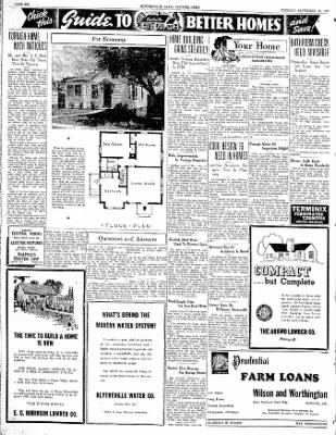 The Courier News from Blytheville, Arkansas on September 26, 1939 · Page 6