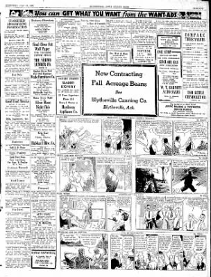 The Courier News from Blytheville, Arkansas on July 29, 1936 · Page 5