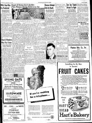The Courier News from Blytheville, Arkansas on January 15, 1945 · Page 3