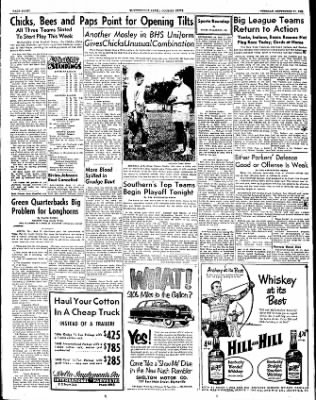 The Courier News from Blytheville, Arkansas on September 11, 1951 · Page 8