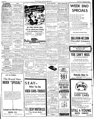 The Courier News from Blytheville, Arkansas on August 13, 1949 · Page 6