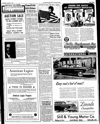 The Courier News from Blytheville, Arkansas on March 1, 1949 · Page 5