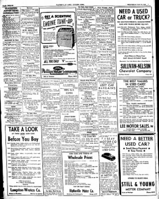 The Courier News from Blytheville, Arkansas on May 18, 1949 · Page 14