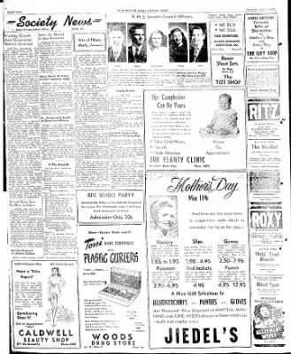 The Courier News from Blytheville, Arkansas on May 5, 1947 · Page 2