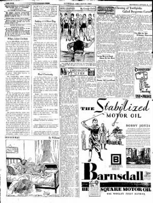 The Courier News from Blytheville, Arkansas on October 29, 1930 · Page 4