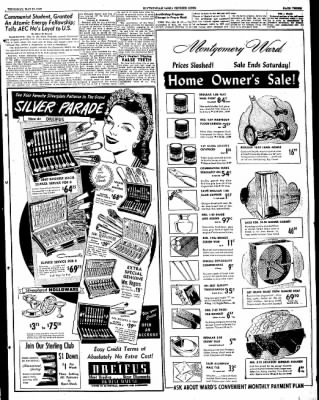 The Courier News from Blytheville, Arkansas on May 19, 1949 · Page 3
