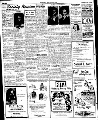 The Courier News from Blytheville, Arkansas on May 19, 1949 · Page 4