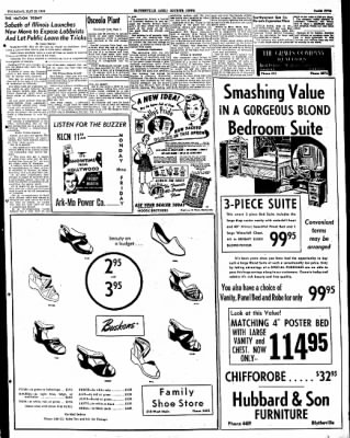 The Courier News from Blytheville, Arkansas on May 19, 1949 · Page 5