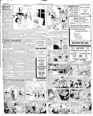 The Courier News from Blytheville, Arkansas on May 5, 1947 · Page 7