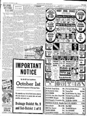 The Courier News from Blytheville, Arkansas on September 27, 1939 · Page 5