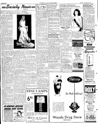 The Courier News from Blytheville, Arkansas on August 15, 1949 · Page 4
