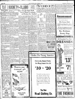 The Courier News from Blytheville, Arkansas on October 30, 1930 · Page 2