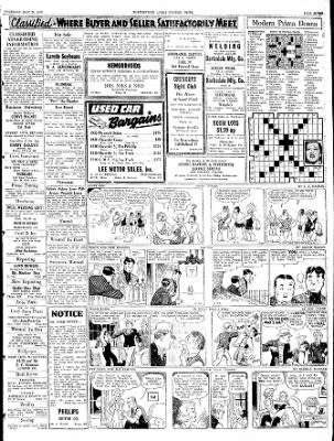 The Courier News from Blytheville, Arkansas on May 26, 1938 · Page 7