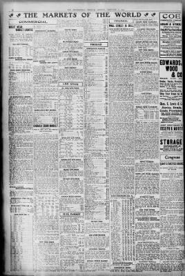 Star Tribune From Minneapolis Minnesota On February 2 1903 Page 6