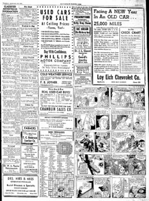 The Courier News from Blytheville, Arkansas on January 16, 1945 · Page 5