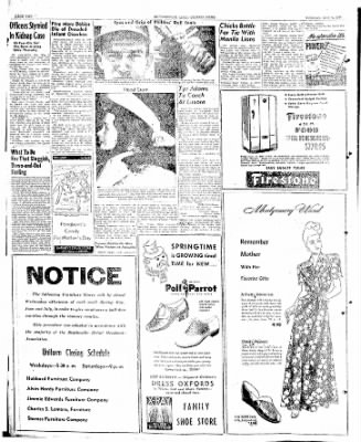 The Courier News from Blytheville, Arkansas on May 6, 1947 · Page 2
