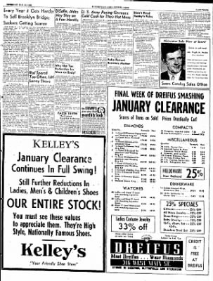 The Courier News from Blytheville, Arkansas on January 15, 1953 · Page 3
