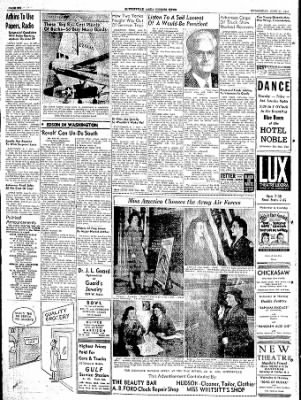 The Courier News from Blytheville, Arkansas on June 21, 1944 · Page 6