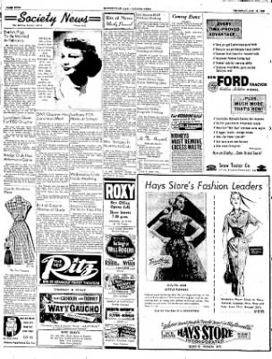 The Courier News from Blytheville, Arkansas on January 15, 1953 · Page 4