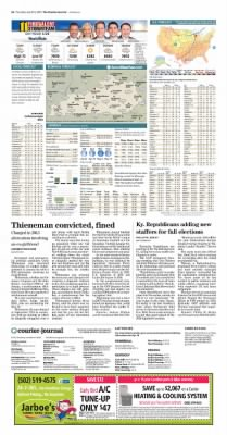 The Courier-Journal from Louisville, Kentucky on April 21