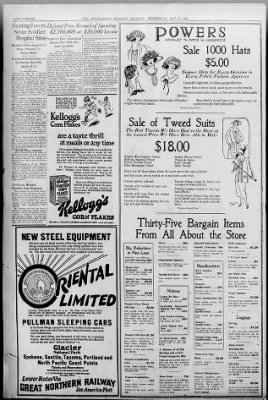 Star Tribune from Minneapolis, Minnesota on May 17, 1922 · Page 14