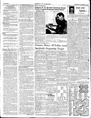 The Courier News from Blytheville, Arkansas on September 12, 1951 · Page 8