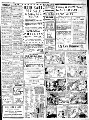 The Courier News from Blytheville, Arkansas on January 17, 1945 · Page 5