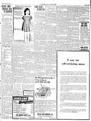The Courier News from Blytheville, Arkansas on May 27, 1938 · Page 5