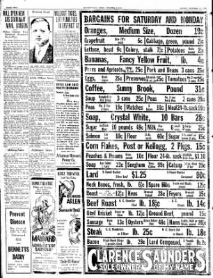 The Courier News from Blytheville, Arkansas on October 31, 1930 · Page 2