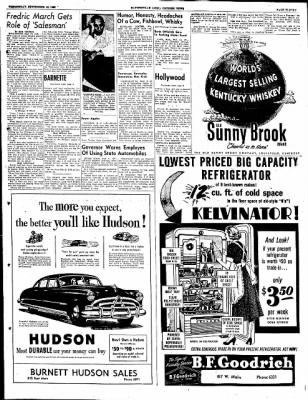 The Courier News from Blytheville, Arkansas on September 12, 1951 · Page 11