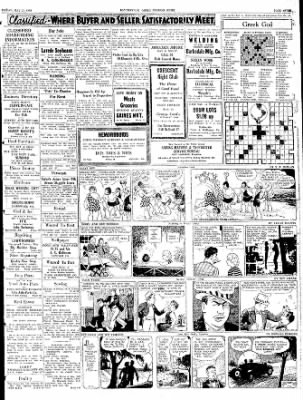 The Courier News from Blytheville, Arkansas on May 27, 1938 · Page 7