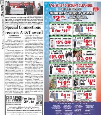 Herald News from Joliet, Illinois on September 13, 2015 · Page 12