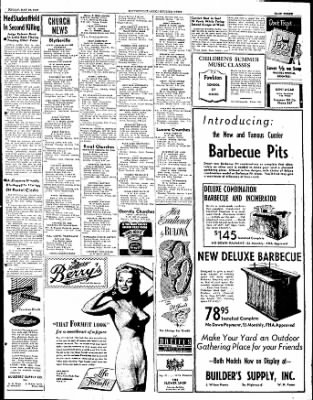 The Courier News from Blytheville, Arkansas on May 20, 1949 · Page 3